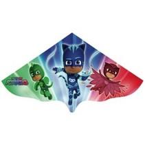 eenlijnsvlieger PJ masks 115 x 63 cm