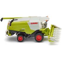 miniatuur-maaidorser Claas Lexion 760 1:87 groen