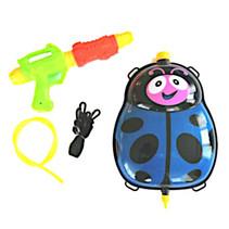 waterpistool met tank junior 35,5 cm blauw 5-delig