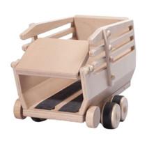 laadwagen junior 43 x 21 cm hout naturel