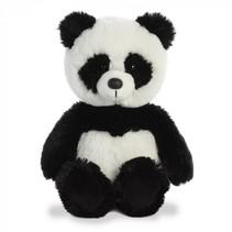 knuffelpanda Cuddly Friends 30 cm pluche zwart/wit