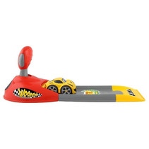 lanceerbaan Ferrari junior rood 7-delig