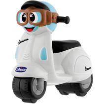 speelgoedmotor Vespa Primavera junior wit