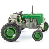 miniatuurtractor Steyr 80 1:87 groen