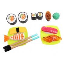 speelset sushi 15-delig