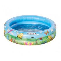 opblaaszwembad Baby 74 x 18 cm blauw