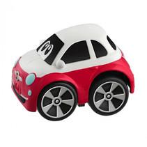 speelgoedauto Turbo Mini Fiat 500 junior rood