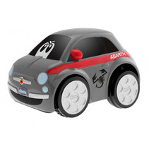 speelgoedauto Turbo Touch 500 junior donkergrijs
