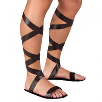 sandalen Roman 31 cm polyurethaan bruin