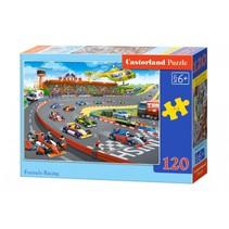 legpuzzel Formula Racing 120 stukjes