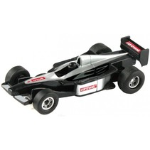 Car Speed racebaan auto formule 1 McLaren zilver