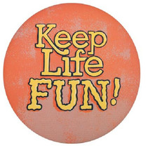 opvouwbare frisbee Wingman Fun Life 15 cm siliconen