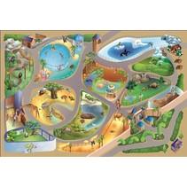 verkeerskleed Zoo 100 x 150 cm
