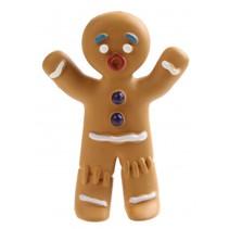 speelfiguur Shrek: Ginger Cookie 6 cm bruin