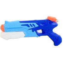waterpistool met pomp jongens 32 cm blauw
