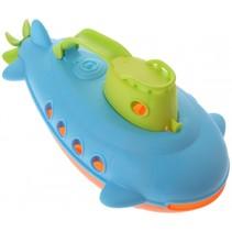 badspeelgoed duikboot blauw 26 cm