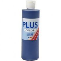 acrylverf 'Plus Color' marineblauw 250ml