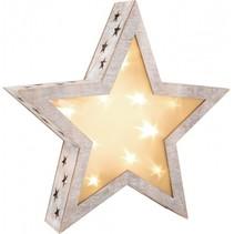 sterrenlamp 38x7x27 cm