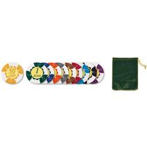 pokerchips 14,5 gram 302-delig