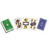 speelkaarten Jass 88 mm karton groen 36-delig