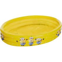 opblaaszwembad Minions 100 x 23 cm geel