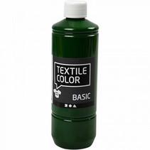 textielverf Basic 500ml donkergroen
