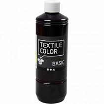 textielverf Basic 500ml rood/paars