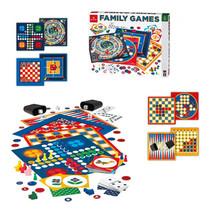 familiespellen 40,4 x 32 cm karton wit 8-delig