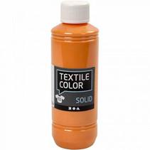 textielverf Solid 250 ml oranje