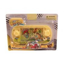 waterspel Dino geel 20 x 15 cm