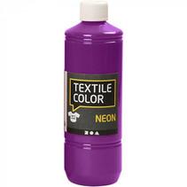 textielverf Neon 500 ml paars