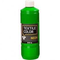 textielverf Neon 500 ml groen
