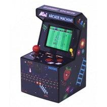 videogame Mini Arcade Machine 2,5 inch 15 cm zwart