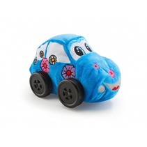 RC My First Car blauw junior 20 cm