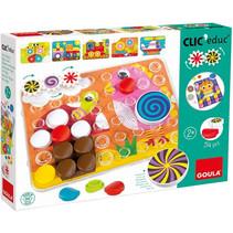 kinderspel Clic' educ junior 77-delig