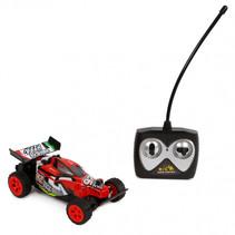 buggy Extreme-92 RC jongens 15 cm rood