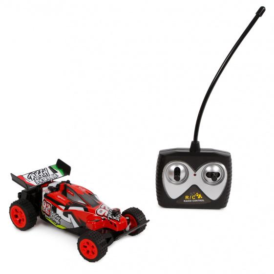 TOM buggy Extreme-92 RC jongens 15 cm rood