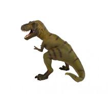 dinosaurus T-Rex jongens 17 cm rubber groen