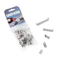 supplementen constructie hoeken staal zilver