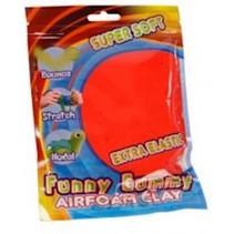 klei Gummy Airfoam junior 55 gram rood