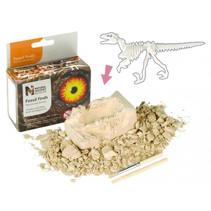 fossielen ontdekset velociraptor junior 3-delig
