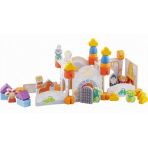 constructieset Castle junior 51-delig
