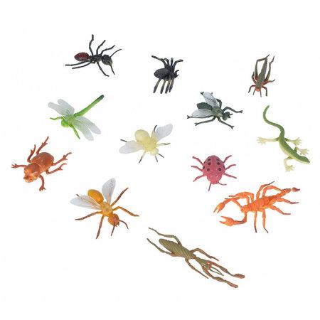 Wild Republic speelset insecten junior 12-delig