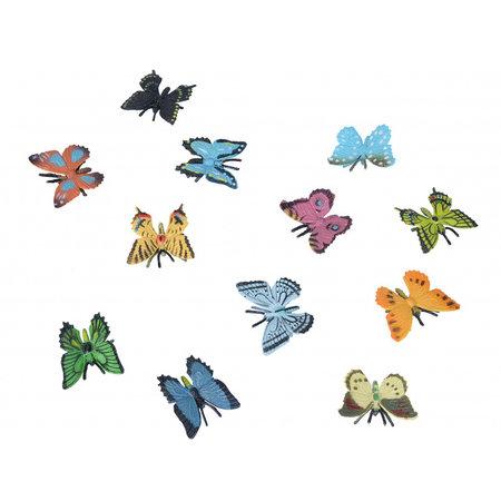 Wild Republic speelset vlinders junior 12-delig
