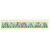 liniaal zeemeermin meisjes 15 cm groen