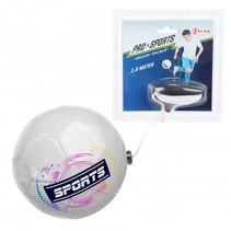 voetbaltrainer Pro Sports 19 cm kunstleer wit