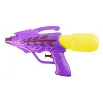 waterpistool junior 26,5 cm geel/paars