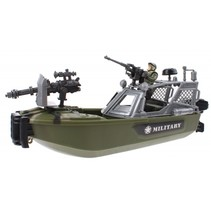 speelset Army special forces boot groen 3-delig