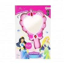magische spiegel prinses met licht en geluid roze