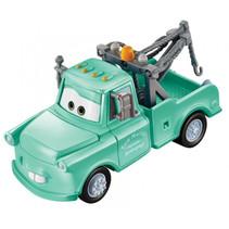 speelgoedauto Pixar Martin junior blauw/paars